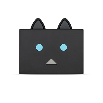 SmarTone Online Store Cheero Power Plus Nyanboard Version - Kuro(6000mAh)