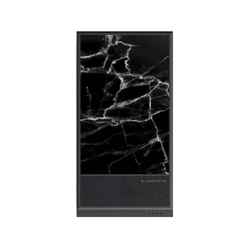 SmarTone Online Store M.CRAFTSMAN PD GO 10000 mAh Powerbank Marble Black