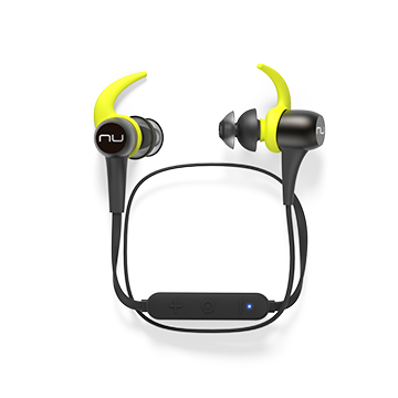 SmarTone Online Store Nuforce Be Sport3 - Wireless Sport In-Ear Earphones