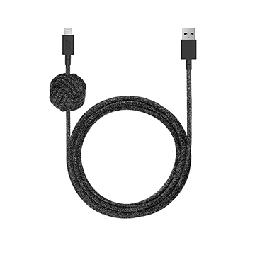 SmarTone Online Store Native Union Night Cable 3米 小尼龍球充電線
