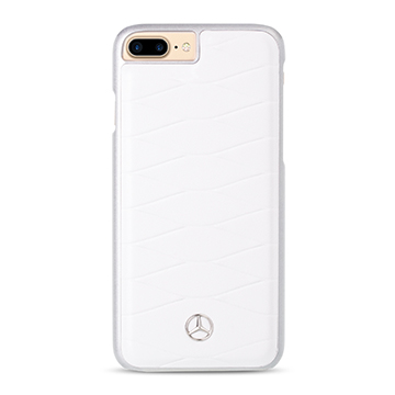 SmarTone Online Store Mercedes Benz Genuine Leather iPhone Hard Case - 5.5 Inch Screen