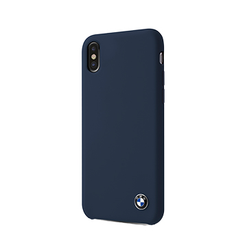 SmarTone Online Store BMW Real microfibre silicone case for iPhone - 5.8 Inch screen
