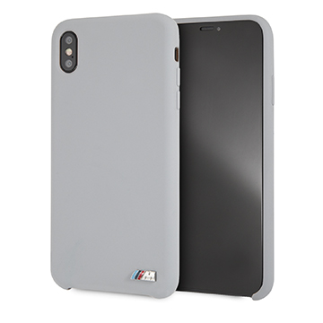 SmarTone Online Store BMW Real Microfibre Silicone Case for iPhone XS Max