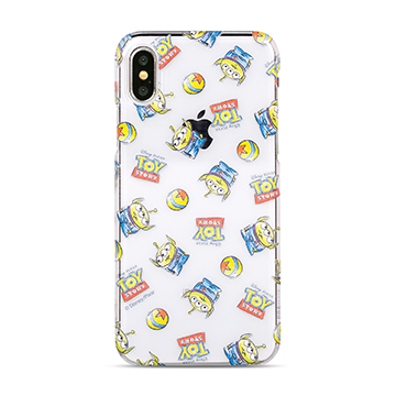 SmarTone Online Store PGA Disney Case for iPhone X (Alien)