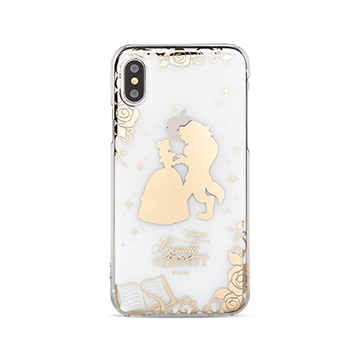 SmarTone Online Store PGA Disney Case for iPhone X (Beauty & the Beast)