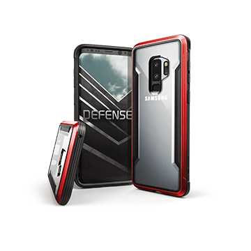 SmarTone Online Store x-doria Defense Shield Samsung Galaxy S9+ 保 護 殼
