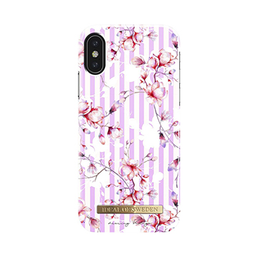 SmarTone Online Store iDeal of Sweden Fashion iPhone XS / X case -   Magnolia Stripes