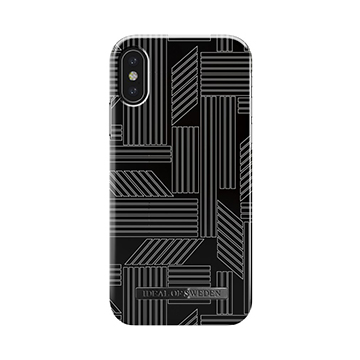 SmarTone Online Store iDeal of Sweden Fashion iPhone XS/ X  case - Geometric Puzzle