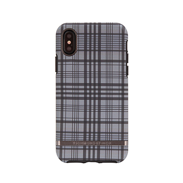 SmarTone Online Store Richmond & Finch Freedom Case for iPhone XS - Checked