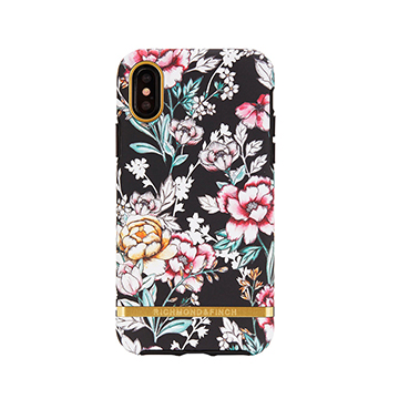 SmarTone Online Store Richmond & Finch Freedom Case for iPhone XS - Black Floral