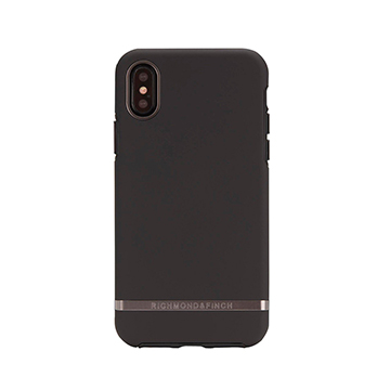 SmarTone Online Store Richmond & Finch Freedom Case for iPhone XS - Blackout