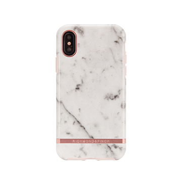 SmarTone Online Store Richmond & Finch Freedom Case for iPhone XS - White Marble