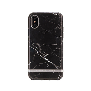 SmarTone Online Store Richmond & Finch Freedom Case for iPhone XS - Black Marble