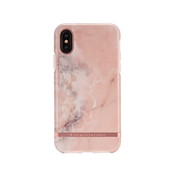 SmarTone Online Store Richmond & Finch Freedom Case for iPhone XS - Pink Marble
