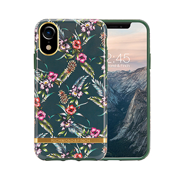 SmarTone Online Store Richmond & Finch Freedom Case For iPhone XR - Emerald Blossom