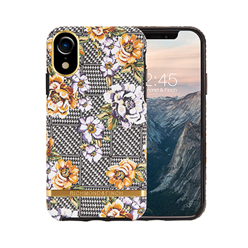 SmarTone Online Store Richmond & Finch Freedom Case For iPhone XR - Floral Tweed