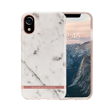 SmarTone Online Store Richmond & Finch Freedom Case For iPhone XR - White Marble