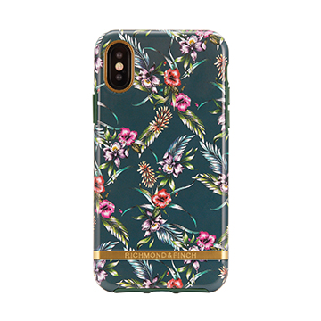 SmarTone Online Store Richmond & Finch Freedom Case For iPhone XS Max - Emerald Blossom