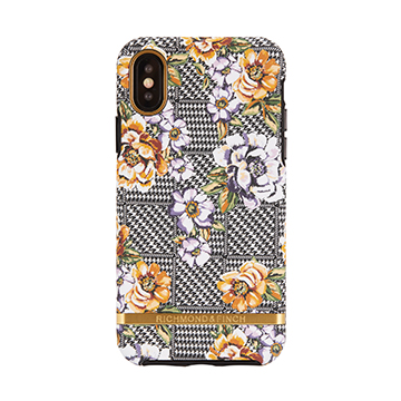 SmarTone Online Store Richmond & Finch Freedom Case For iPhone XS Max - Floral Tweed