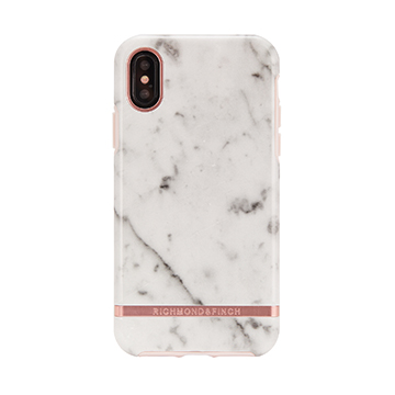 SmarTone Online Store Richmond & Finch Freedom Case For iPhone XS Max - White Marble