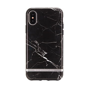 SmarTone Online Store Richmond & Finch Freedom Case For iPhone XS Max - Black Marble