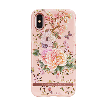 SmarTone Online Store Richmond & Finch Freedom Case For iPhone XS Max - Peonies& Butterflies
