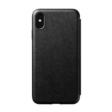 SmarTone Online Store Nomad Leather Rugged Folio Case for iPhone XS Max