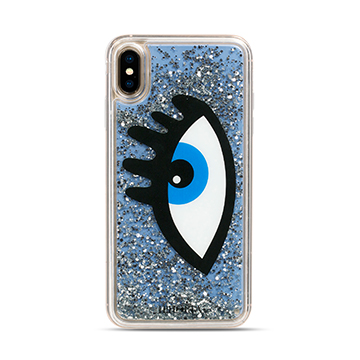 SmarTone Online Store Iphoria Case For iPhone XS Max -  Blue Eye
