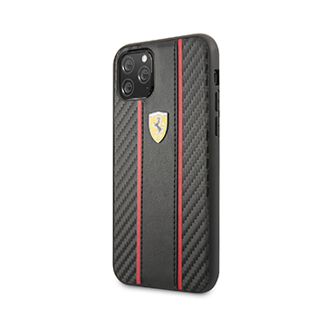 SmarTone Online Store Ferrari PU Leather Hard case for iPhone 11 Pro