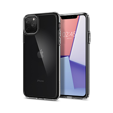 SmarTone Online Store Spigen Ultra Hybrid Crystal Clear for iPhone 11 Pro