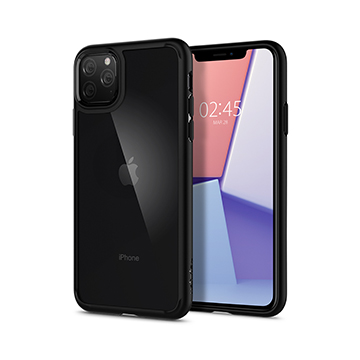 SmarTone Online Store Spigen Ultra Hybrid Matte Black for iPhone 11 Pro