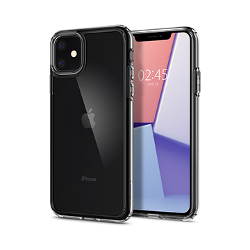 SmarTone Online Store Spigen Ultra Hybrid Crystal Clear for iPhone 11