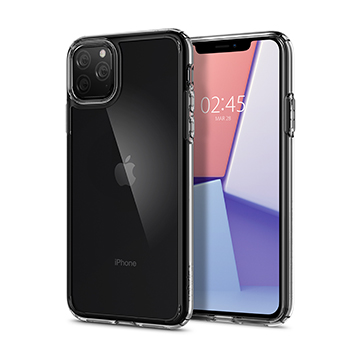 SmarTone Online Store Spigen Ultra Hybrid Crystal Clear for iPhone 11 Pro Max