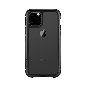SmarTone Online Store SwitchEasy Glass Rebel Metal Black for iPhone 11 Pro