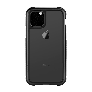 SmarTone Online Store SwitchEasy Glass Rebel Metal Black for iPhone 11 Pro Max