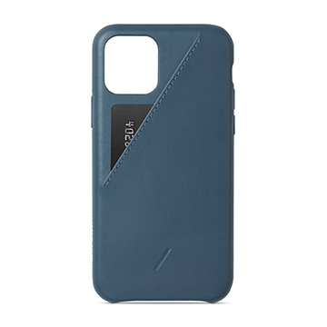 SmarTone Online Store Native Union CLIC CARD - Protective Leather Case with Card Holder for iPhone 11 Pro Max