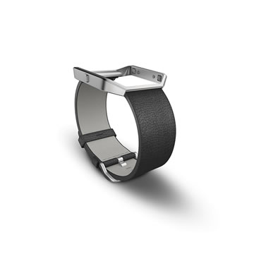 SmarTone Online Store Fitbit BLAZE Accessory Band Leather ( 大 )