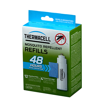 SmarTone Online Store Thermacell 驅 蚊 片 及 燃 料 補 充 裝 - 48 小 時