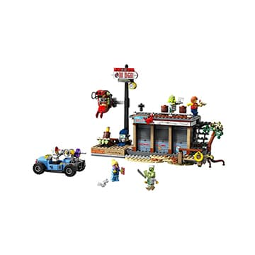 SmarTone Online Store LEGO Hidden Side Shrimp Shack Attack (70422)