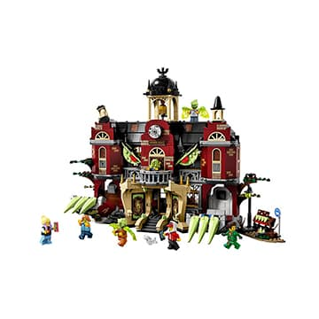 SmarTone Online Store LEGO Hidden Side Newbury Haunted High School (70425)