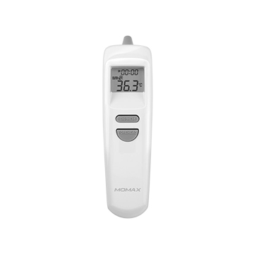 SmarTone Online Store Momax 1-Health² Forehead/ Ear Thermometer