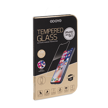 SmarTone Online Store Odoyo 0.2mm Tempered Glass iPhone XR / iPhone 11 保 護 貼