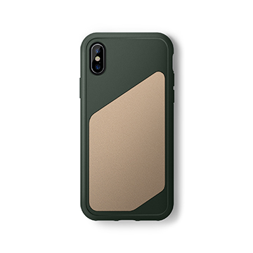 SmarTone Online Store Caseology Spectra Series Faux Leather  iPhone X Case
