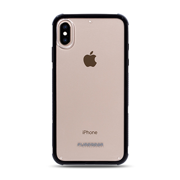 SmarTone Online Store Pure Gear DualTek Clear Series iPhone XS Max Case