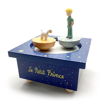SmarTone Online Store Trousselier The Little Prince© Musical Wooden Box