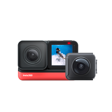 SmarTone Online Store Insta360 ONE R Action Camera - Twin Edition