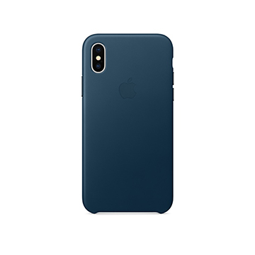 SmarTone Online Store Apple Leather Case for iPhone X