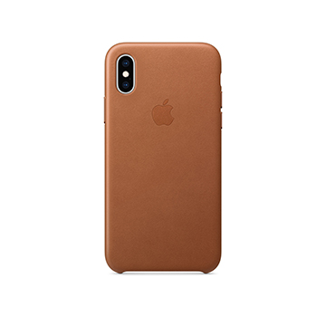 SmarTone Online Store Apple XS Leather Case