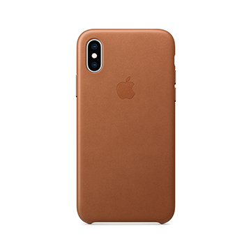 SmarTone Online Store Apple iPhone XS Max Leather Case