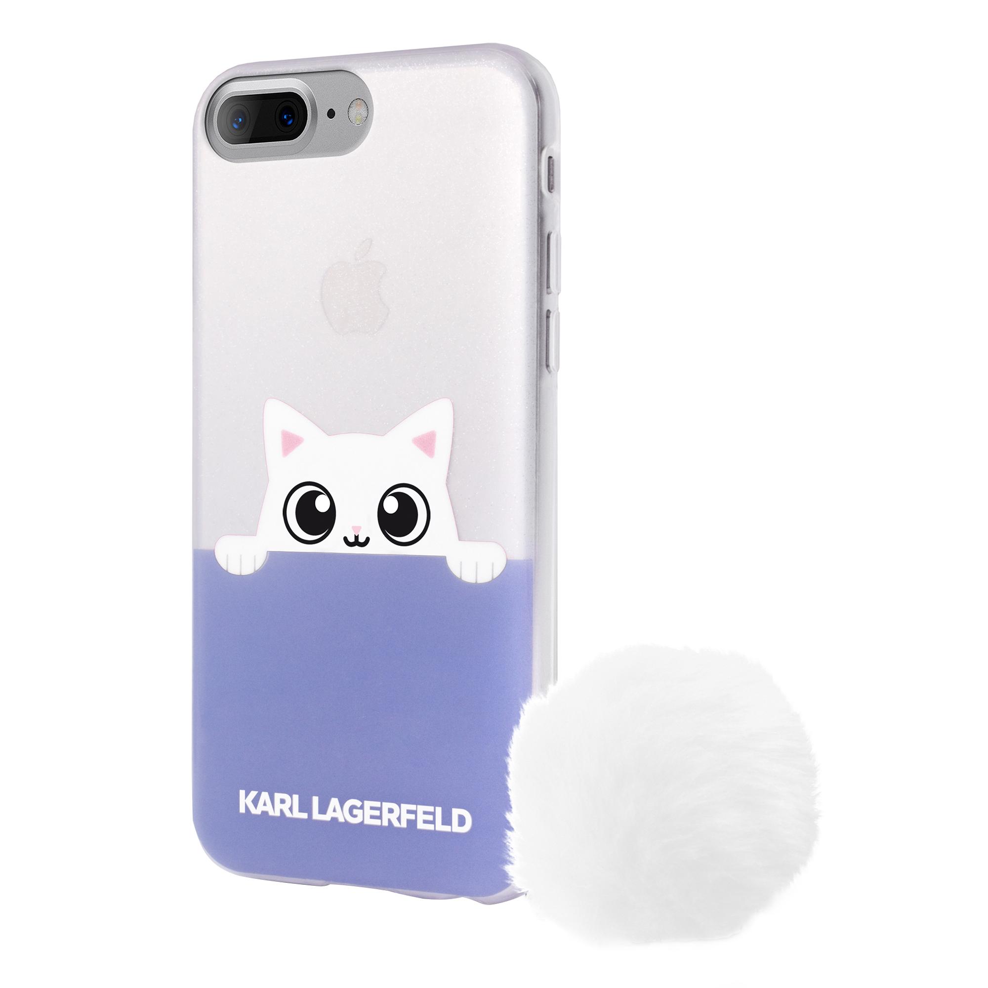 huge discount 3c5e9 ee577 KARL LAGERFELD K-Peek A Boo Case for iPhone 7 Plus - SmarTone Online ...
